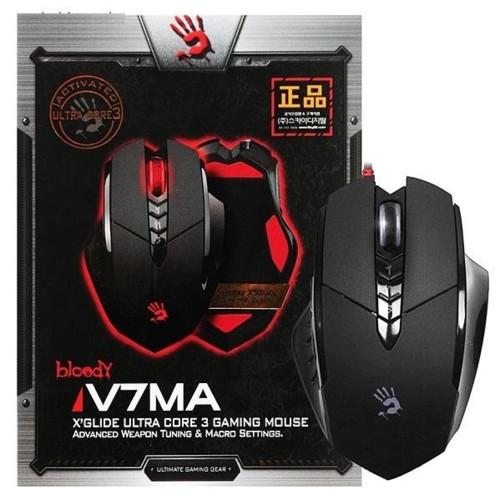 Мышь A4Tech V7MA Bloody Game Holelless mouse (1220049)