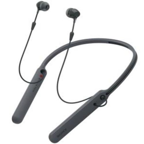Наушники Sony WIC400B.Z Black (1259460)