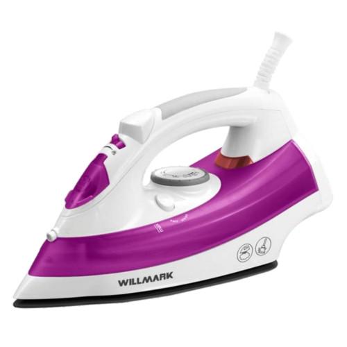 Прочее WILLMARK Утюг SI-2215CRP, фиолетовый (SI-2215CRP)