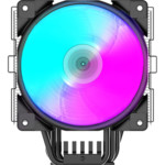 Охлаждающая подставка PCcooler GI-D56A HALO FRGB