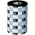 Расходный материал Zebra Риббон3200 PremiumWax Resin Black 110 мм/ 450 м