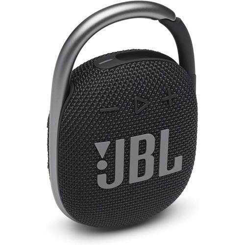 Аудиоколонка JBL Clip 4 Black (1318617)