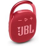 Аудиоколонка JBL Clip 4 Red