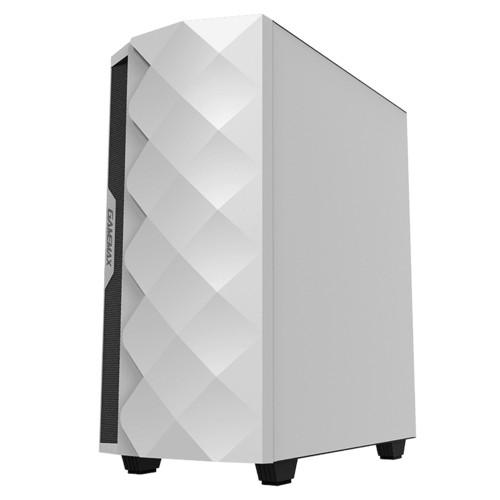 Корпус GameMax White Diamond (White Diamond)
