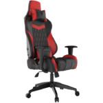 Компьютерная мебель Gamdias Игровое компьютерное кресло ACHILLES E1 L BR Red