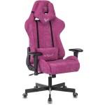 Бюрократ Игровое кресло Zombie VIKING KNIGHT Fabric малиновый