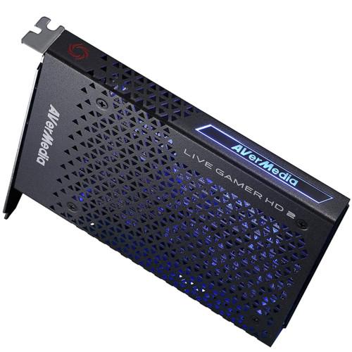 Аксессуар для ПК и Ноутбука AverMedia Live Gamer HD 2 (61GC5700A0AB)
