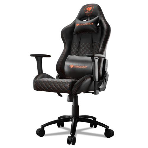 Компьютерная мебель Cougar Игровое компьютерное кресло EXPLORE Black (1323256)