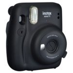 Фотоаппарат FUJIFILM INSTAX MINI 11 CHARCOAL GRAY MET.PEGS