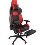Gamdias Игровое кресло ACHILLES P1 L Black/Red