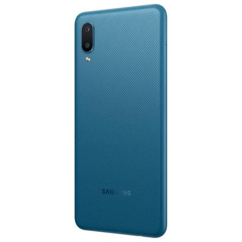 Смартфон Samsung Galaxy A02 Blue D (SM-A022GZBBSKZ-D)