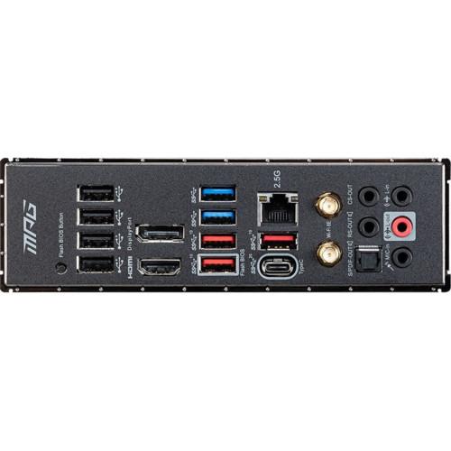 Материнская плата MSI MPG Z590 GAMING CARBON WIFI (MPG Z590 GAMING CARBON WIFI)