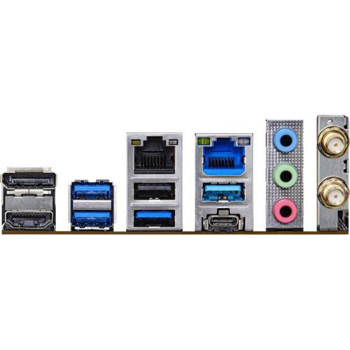 Материнская плата ASRock Z590M-ITX/AX (Z590M-ITX/AX)