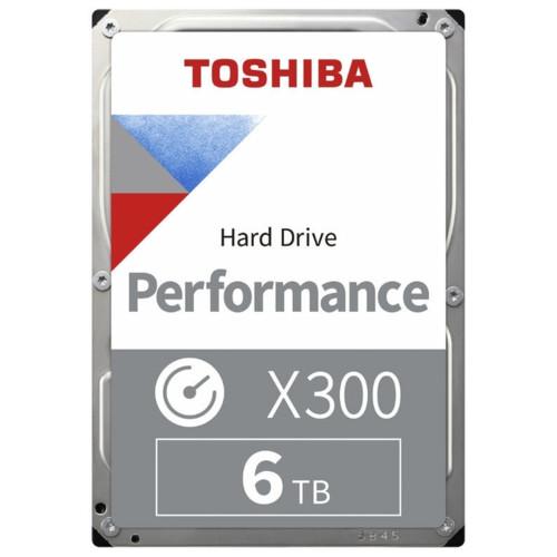Внутренний жесткий диск Toshiba x300 (HDWR160UZSVA)