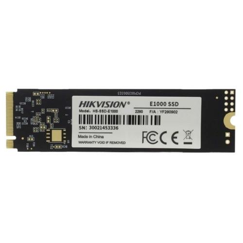 Внутренний жесткий диск Hikvision SSD (HS-SSD-E1000/1024G)