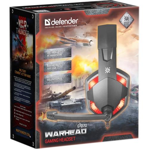Наушники Defender Warhead G-370 (64037)
