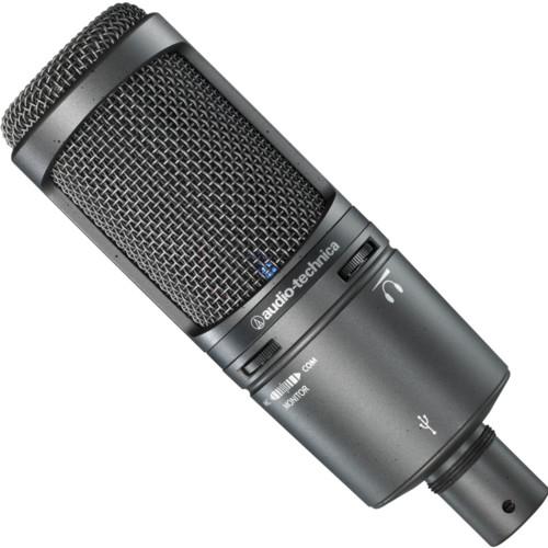 Микрофон Audio-Technica AT2020USB+ (AT2020USB+)