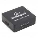 Кабель интерфейсный Cablexpert DSC-HDMI-CVBS-001