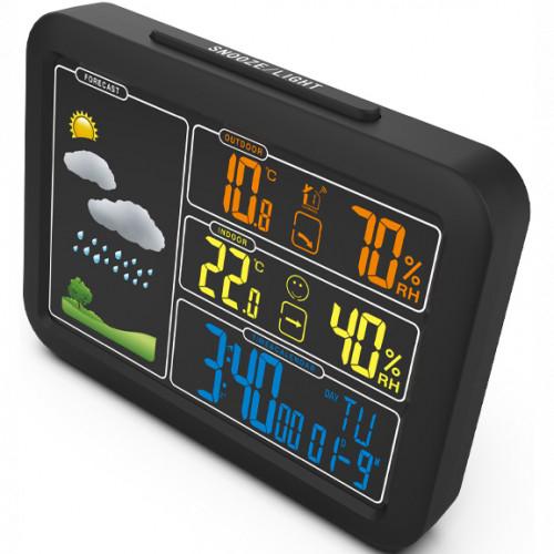 Аксессуары для смартфона Ritmix Цифровая метеостанция CAT-340 (CAT-340)