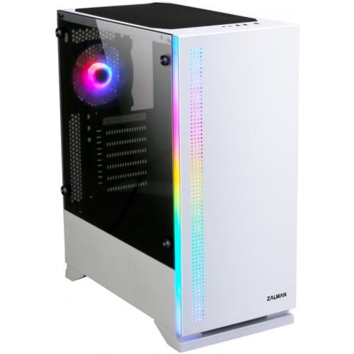 Корпус Zalman S5 (S5 White)