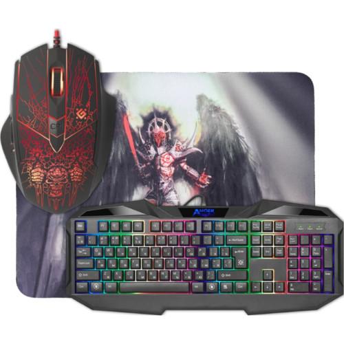 Клавиатура + мышь Defender Anger MKP-019 (52019)