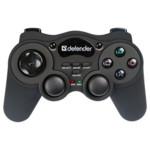 Манипулятор Defender GAME RACER WIRELESS 64259