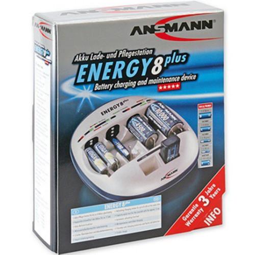 Ansmann Energy 8 Plus, for 6 AA/AAA (5207442)