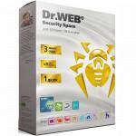 Антивирус Dr.Web Security Space Gold, подписка на 3 года, (акция +3 мес) на 1 ПК