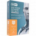 Антивирус Eset NOD32 Internet Security Platinum Edition, подписка на 2 года на 3 устройства