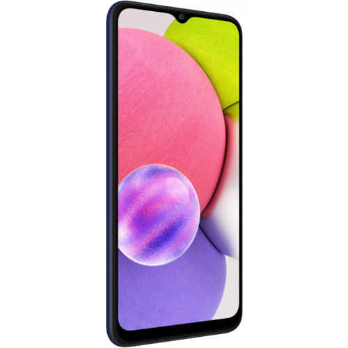 Смартфон Samsung Galaxy A03s 64GB Blue (SM-A037FZBGSER)