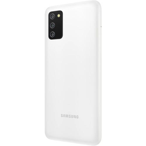 Смартфон Samsung Galaxy A03s 64GB White (SM-A037FZWGSER)