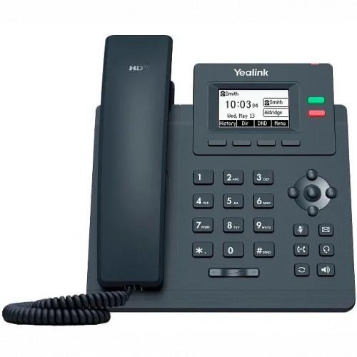 IP Телефон Yealink SIP-T31P (без БП) (SIP-T31P (без БП))