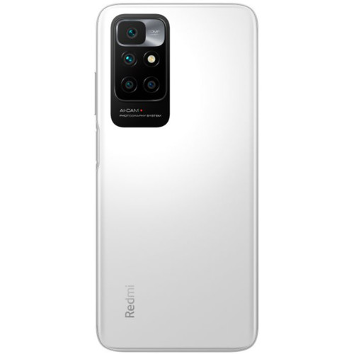 Смартфон Xiaomi Redmi 10 4/128GB Pebble White (XR104128WH)