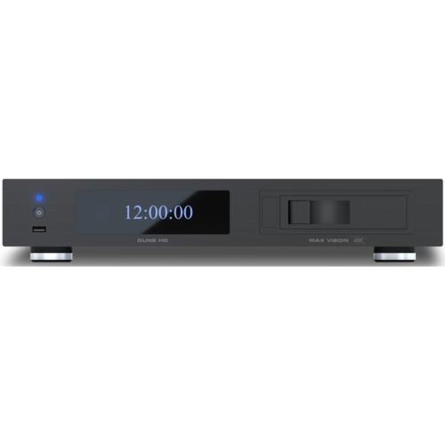Опция к телевизору Dune HD Медиаплеер Max Vision 4K (Max Vision 4K)