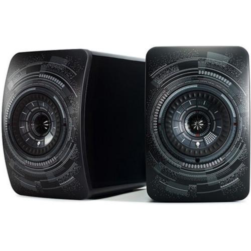 KEF LS50 Wireless 'Nocturne' by Marcel Wanders (LS50/B)