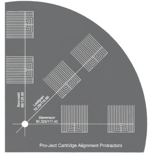 Pro-Ject Инструмент для настройки картриджа Align It DS2 (EAN:9120082382069)