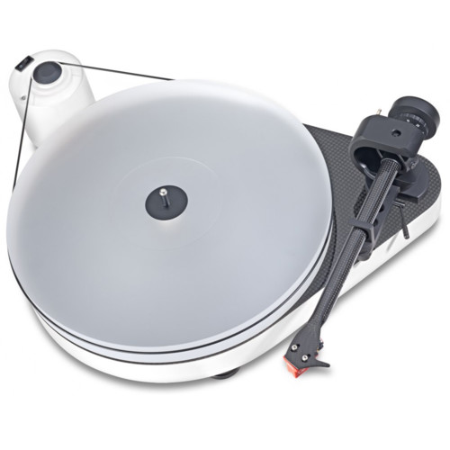 Pro-Ject RPM5 Carbon 2M Silver БЕЛЫЙ (EAN:9120050439375)
