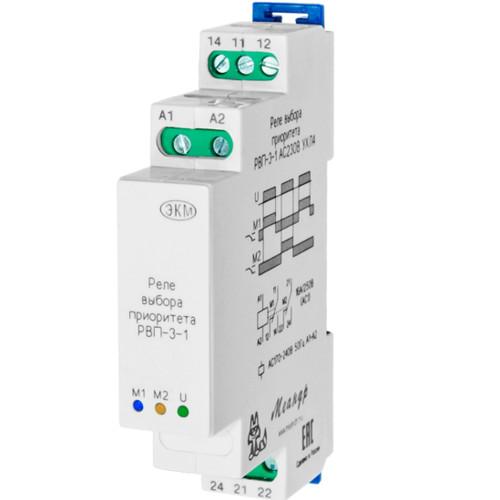 Опция для ИБП ЭКМ (Меандр) РВП-3-1 АС400В УХЛ4 (РВП-3-1)