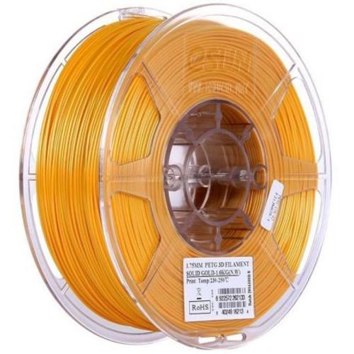 Расходный материалы для 3D-печати ESUN 3D ABS Пластик eSUN Gold/1.75mm/1kg/roll (ABS175J1)