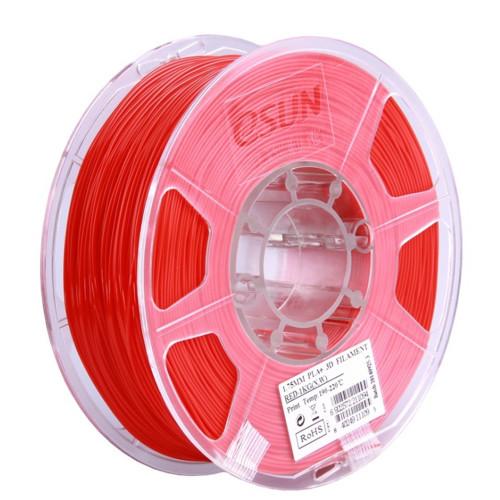 Расходный материалы для 3D-печати ESUN 3D ABS+ Пластик eSUN Fire Engine Red_Огненно-красный/1.75mm/1kg/roll (ABS+175FR1)