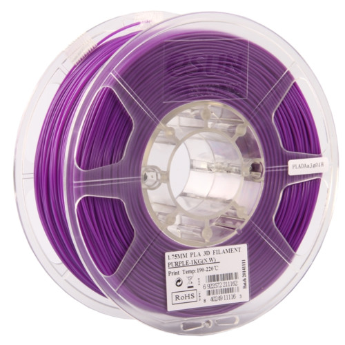 Расходный материалы для 3D-печати ESUN 3D ABS+ Пластик eSUN Purple/1.75mm/1kg/roll (ABS+175Z1)