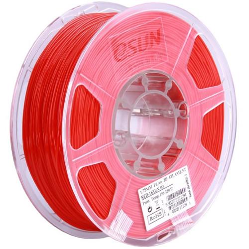Расходный материалы для 3D-печати ESUN 3D ABS+ Пластик eSUN Red/1.75mm/1kg/roll (ABS+175R1)