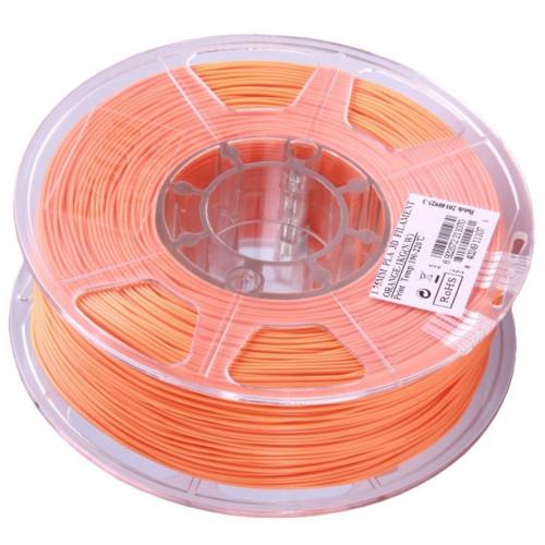 Расходный материалы для 3D-печати ESUN 3D PLA+ Пластик eSUN Orange/1.75mm/1kg/roll (PLA+175O1)
