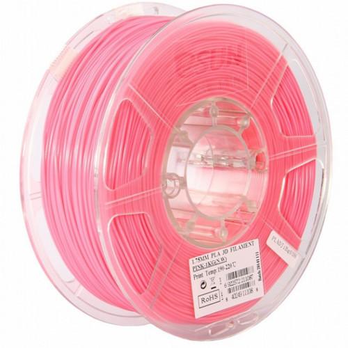Расходный материалы для 3D-печати ESUN 3D PLA+ Пластик eSUN Pink/1.75mm/1kg/roll (PLA+175P1)