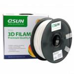 Расходный материалы для 3D-печати ESUN 3D eLastic, гибкий пластик eSUN, natural/1.75mm./1kg. /roll