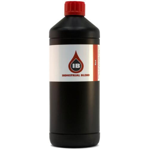 Расходный материалы для 3D-печати Industrial Blend Фотополимер Industrial Blend NXT GEN промышленный , красный (250 мл) (IB/r_250ml.)