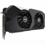 Видеокарта Asus Radeon RX 6700 XT DUAL