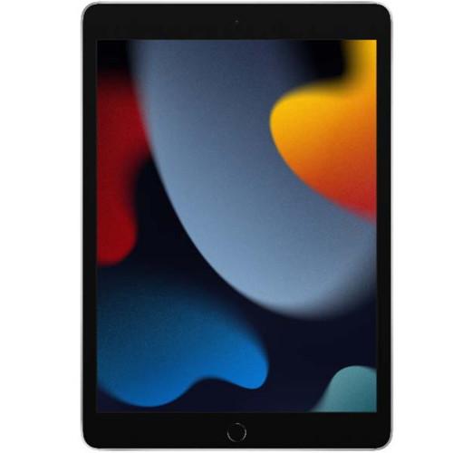 Планшет Apple iPad 9th gen 10.2 Wi-Fi with Cellular 64GB (2021) - Silver (MK493RK/A)