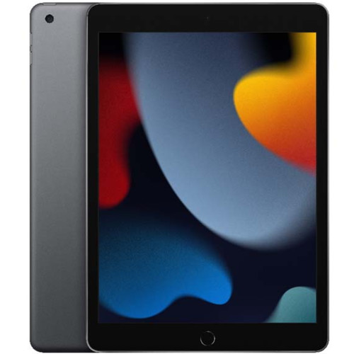 Планшет Apple iPad 9th gen 10.2 Wi-Fi 64GB (2021) - Space Grey (MK2K3RK/A)