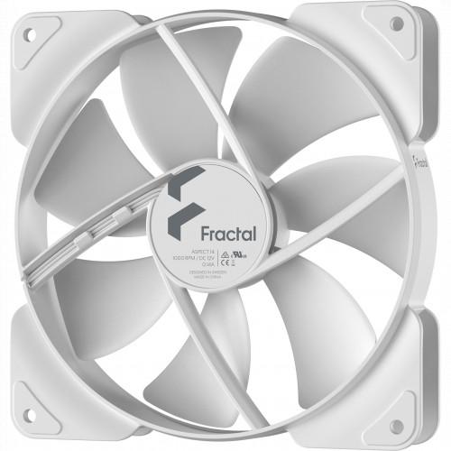 Охлаждение FRACTAL DESIGN Aspect 14 White (Aspect 14 White)